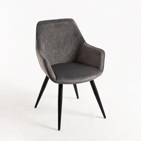 Cadeira Kres Veludo - Cadeiras Sala Jantar