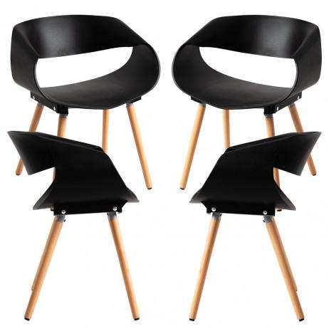 Pack 4 Cadeiras Cappio