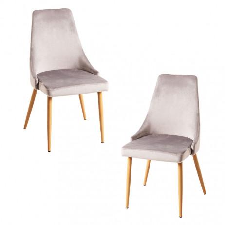 Pack 2 Cadeiras Stoik Wood - 1