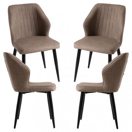 Pack 4 Cadeiras Wenye - 1