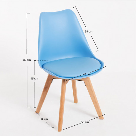 Cadeira Synk Basic - 67