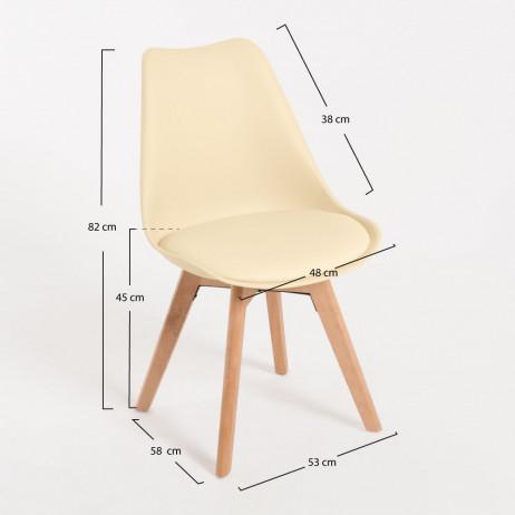 Cadeira Synk Basic - 82
