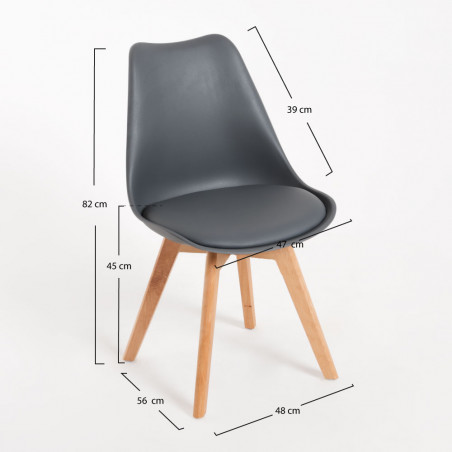 Cadeira Synk Pro - 52