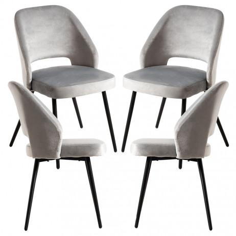 Pack 4 Cadeiras Kiye