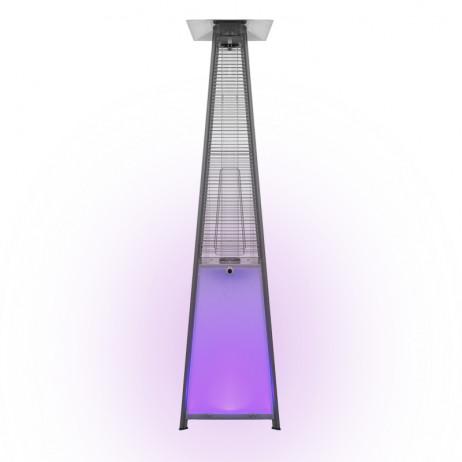 Aquecedor Pirâmide Onix LED
