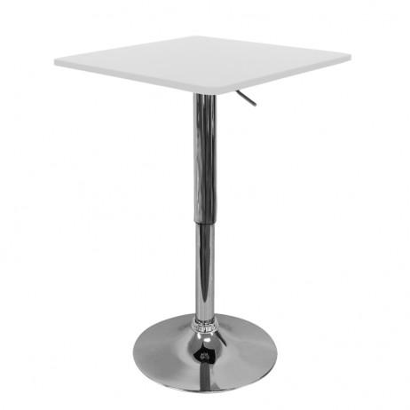 Mesa Zilix Quadrada 60 cm - Mesas Bar