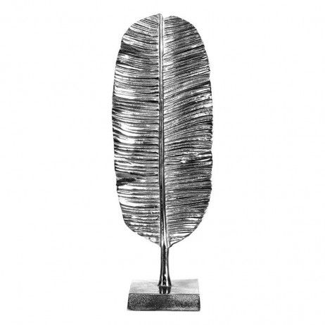 Pena prata Kas de Alumínio 45 cm