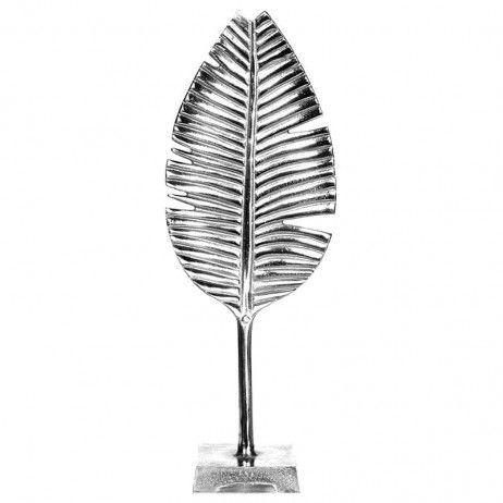 Folha Prata Pal de Alumínio 50 cm
