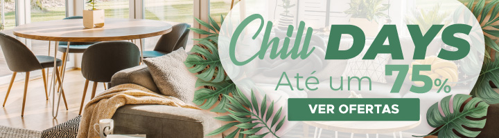 Promocao Chill Days