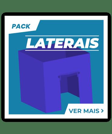 Packs de Laterais para Tendas Dobráveis