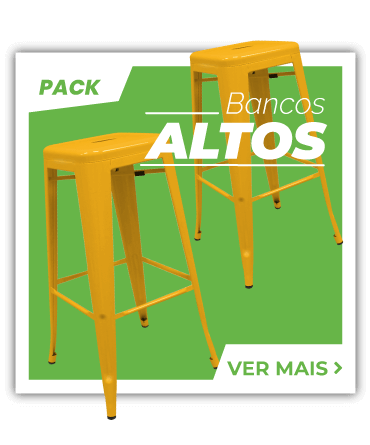 Packs de Bancos Altos