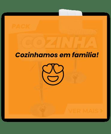 Cozinhamos em familia!