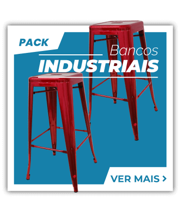 Packs de Bancos Industriais