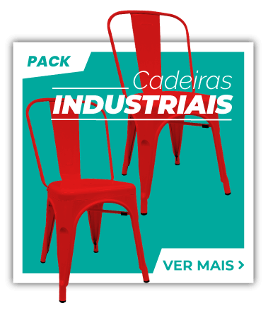Packs de Cadeiras Industriais