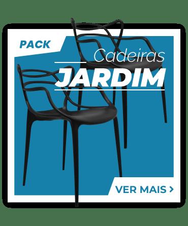 Packs de Cadeiras de Jardim