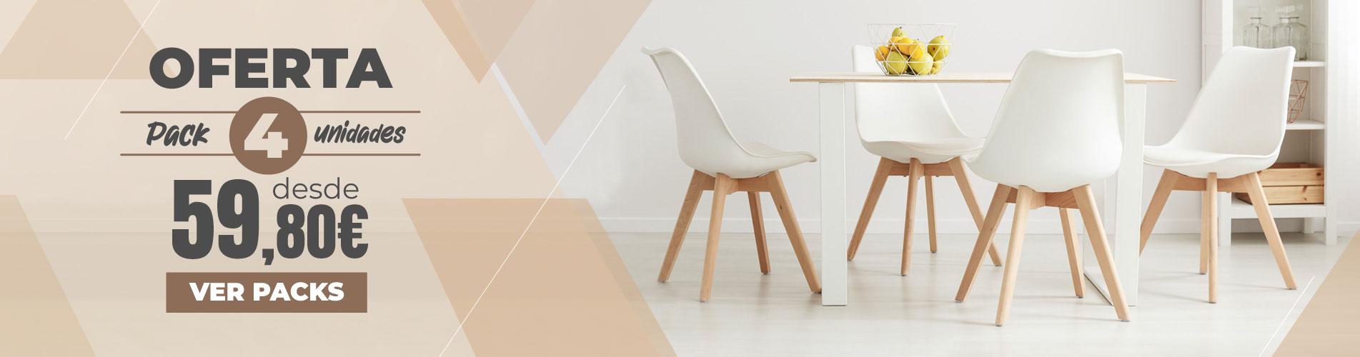 AsPack Cadeiras estão aqui: ofertas de verão refrescantes. Não o perca!
